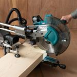 Makita LS004GZ 40V 10in Mitre Saw with Brushless Motor & AWS
