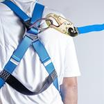 105717 WORK POSITION LANYARD WITH ROPE GRAB-2