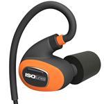 PRO 2.0 Noise-Isolating Earbuds - Orange/Black-2