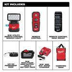 2123-21HD M18 Utility Remote Cotrol Search Ligh-2