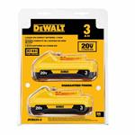 DCB230-2 20V MAX* 3.0 Ah Compact Battery 2-Pack-2