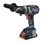 Bosch GSB18V-755CB25 18V EC Brushless Connected-Ready Brute Tough 1/2 In. Hammer Drill/Driver Kit wi