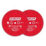 Diablo D104040VP 10in x 40T General Purpose Blade (2-Pack)