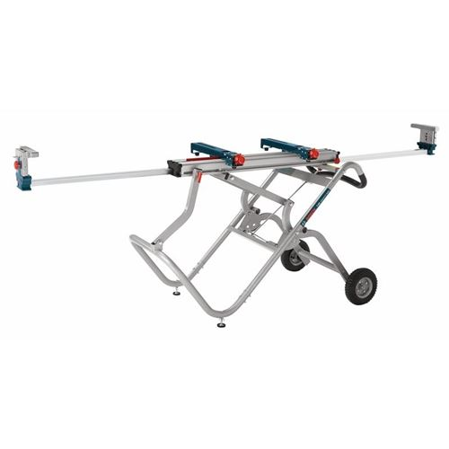 T4B GravityRise Wheeled Miter Saw Stand 2