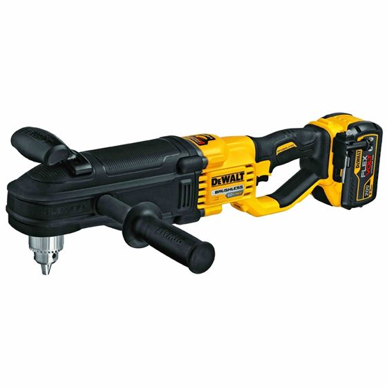 DCD470 60v MAX  In Line Stud and Joist Drill wit-4