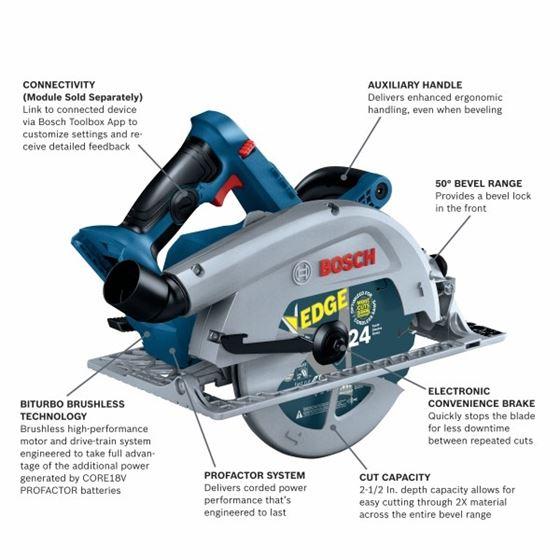 Bosch GKS18V-25CN
