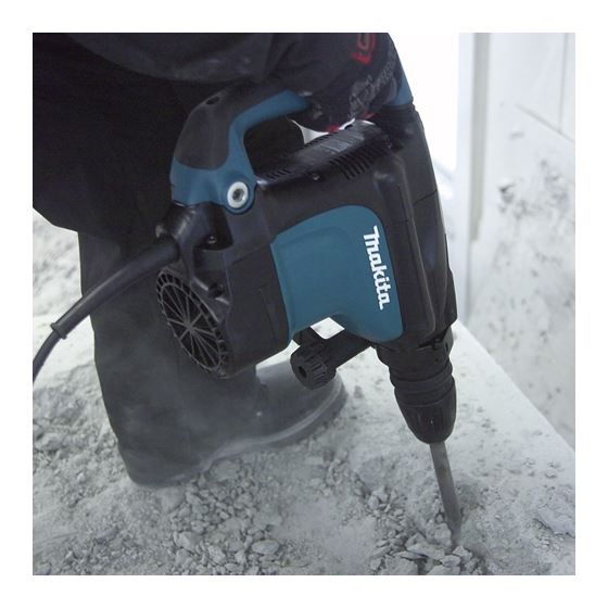 "HR4511C SDS MAX 1-3/4"" Rotary Hammer-2"