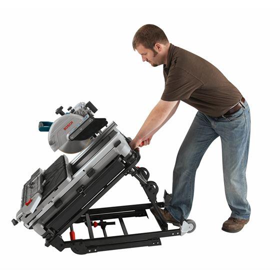 Bosch GTA10W Wheeled Tile Saw Stand
