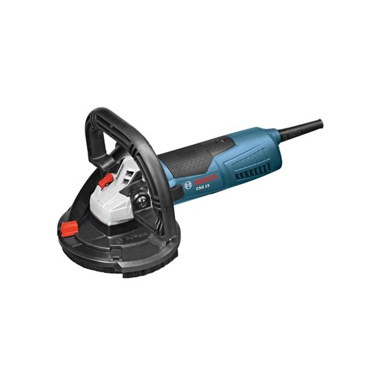 Bosch CSG-15 5 In. Concrete Surfacing Grinder with Dedicated Dust Collection Shroud