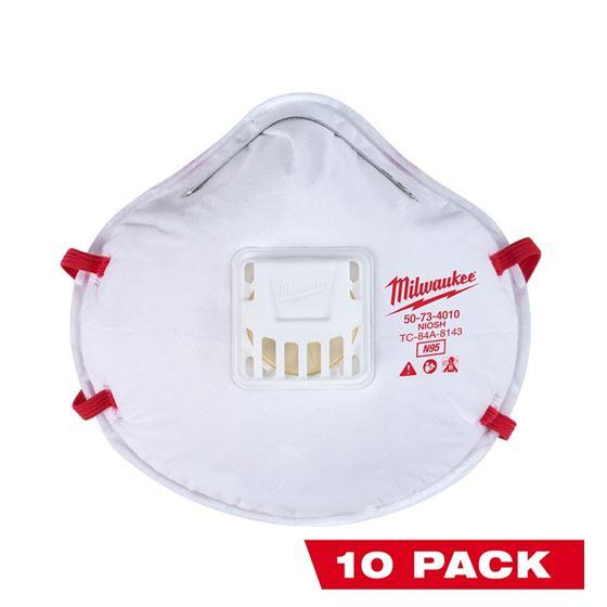 48-73-4014 10PK Valved N95 Respirator-4