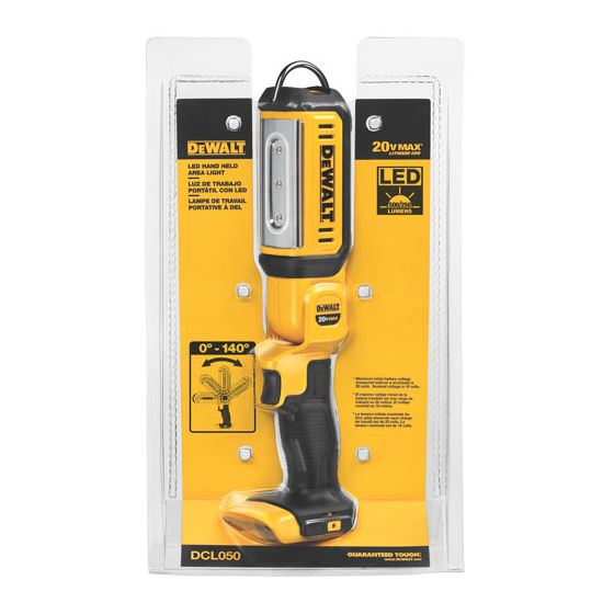 DCL050 20V Max LED Hand Held A-1