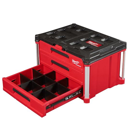 48-22-8443 - PACKOUT 3-Drawer Tool Box-2