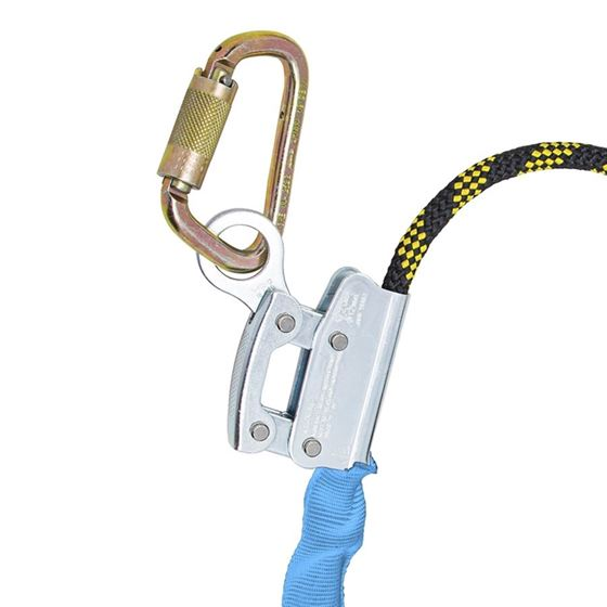 105717 WORK POSITION LANYARD WITH ROPE GRAB-4