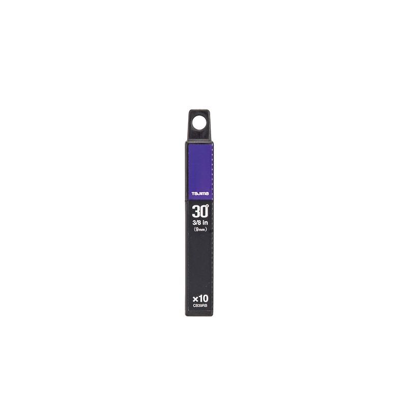 CB39RBH 30 Degree Acute Angle Razar Black Blade (1