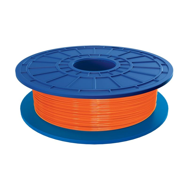 Dremel DF0401 Electric Orange PLA Filament
