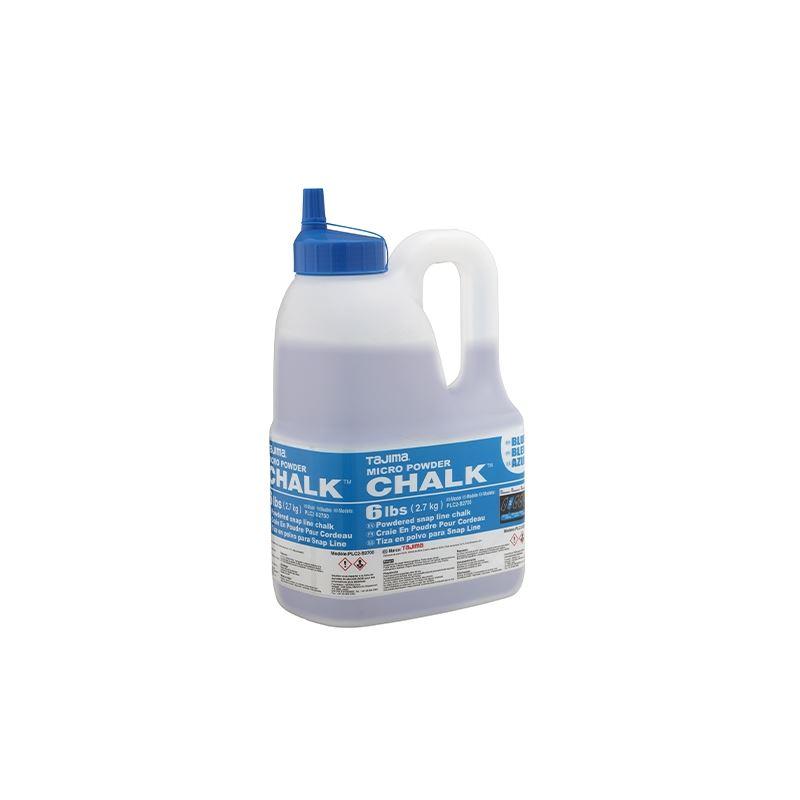PLC2-B2700 Blue Micro Chalk 6 LBS