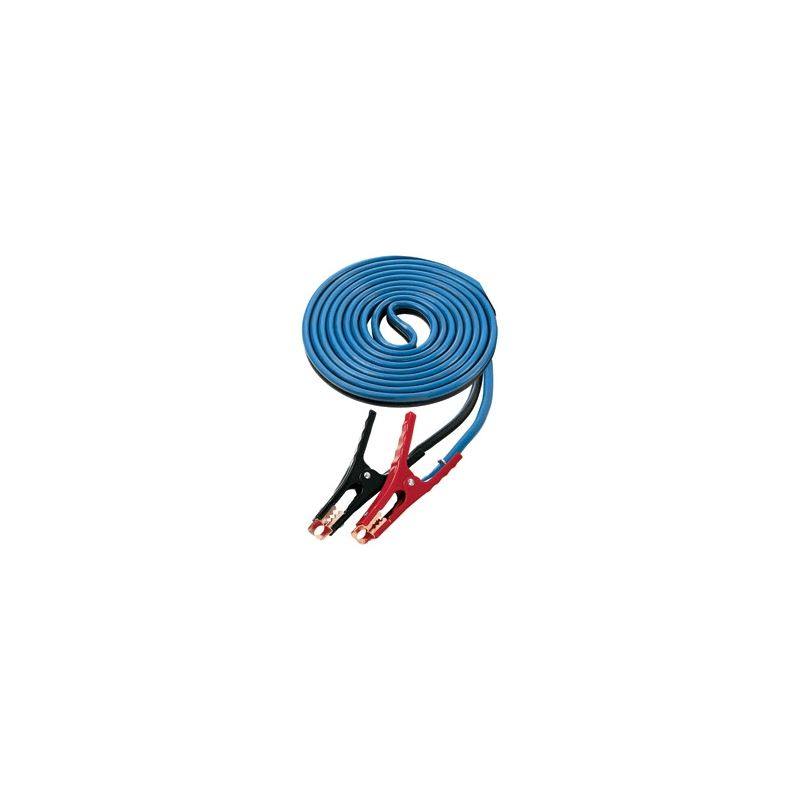 10-00307 Booster Cables - Medium Duty Clamp with S