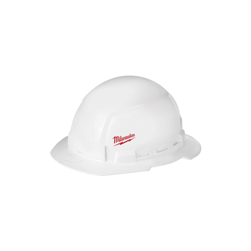 48-73-1031 Full Brim Hard Hat with BOLT Accessorie