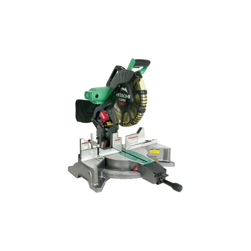 """C12FDHM 12"""" Dual Compound Miter Saw with Laser Mar"""