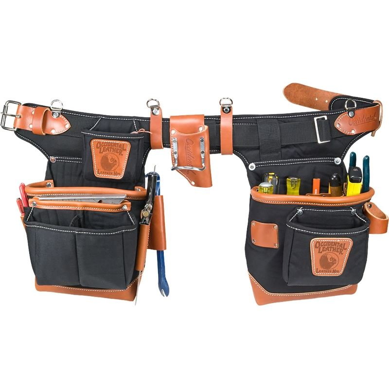 9850 - Adjust-to-Fit Fat Lip Tool Bag Set - Color: