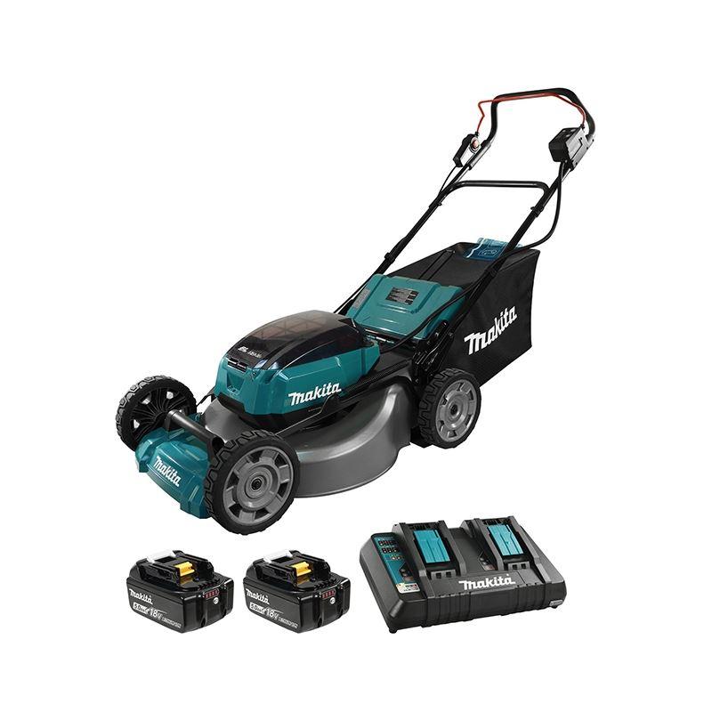 DLM532PT2 21in -18Vx2 LXT Cordless Lawn Mower