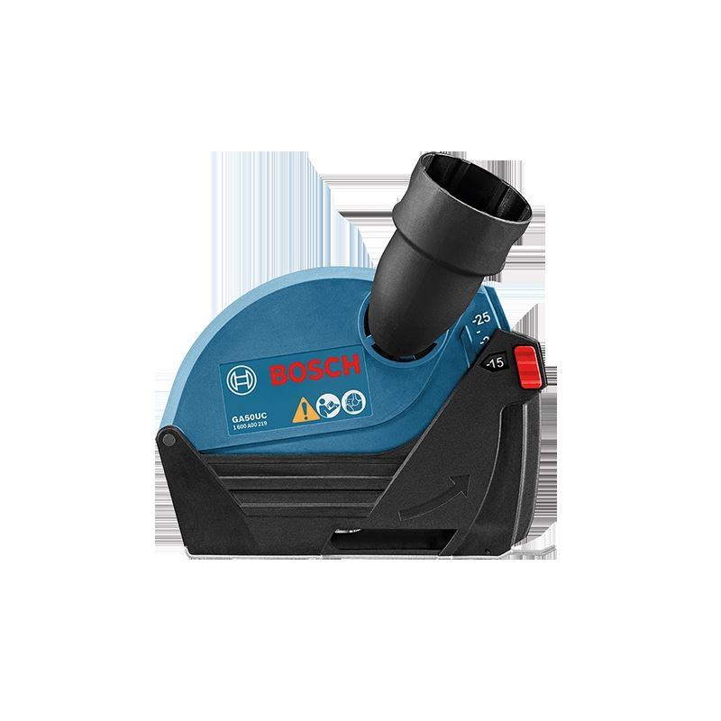 Bosch GA50UC 5 In  Small Angle Grinder Dust Collection Attachment