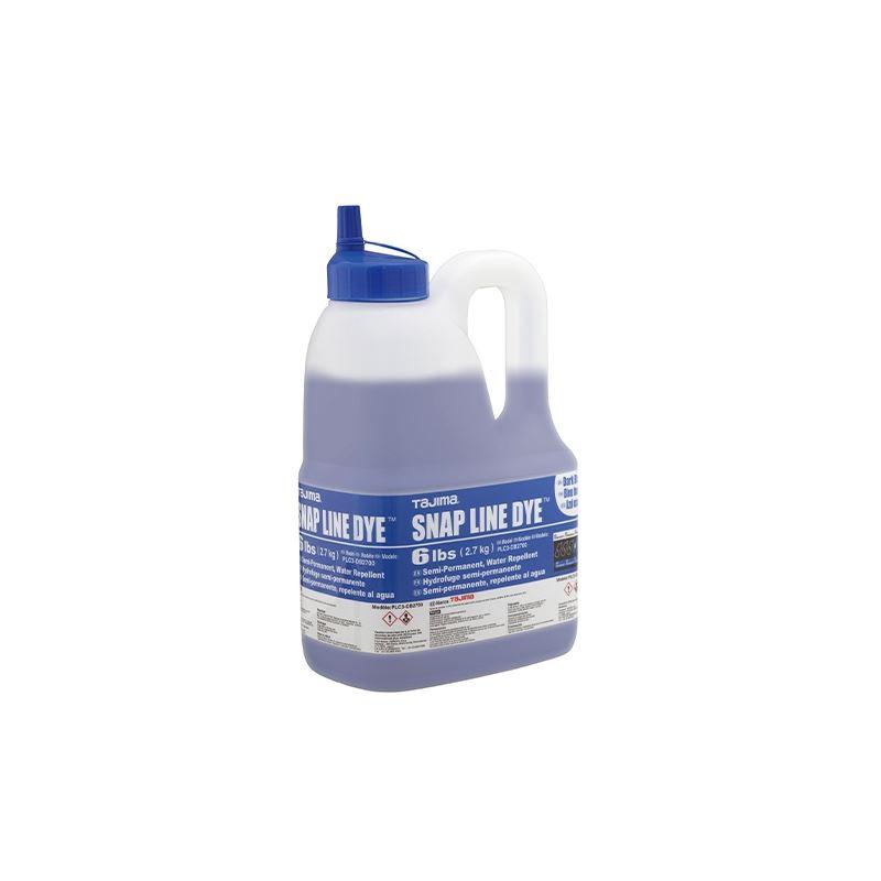 PLC3-DB2700 Blue Snap Line Dye 6 LBS
