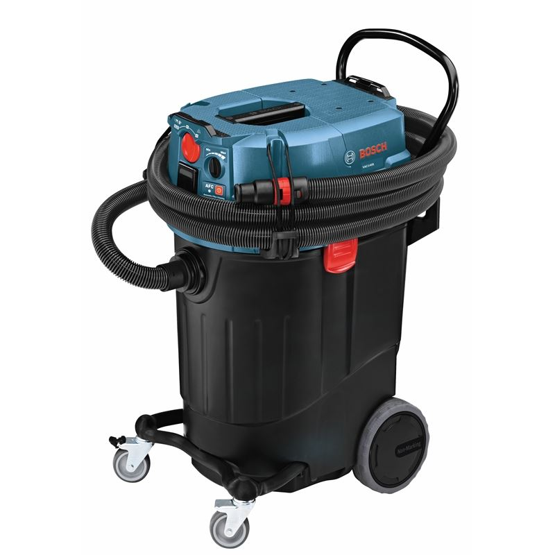 14-Gallon Dust Extractor with Auto Filter Clean an
