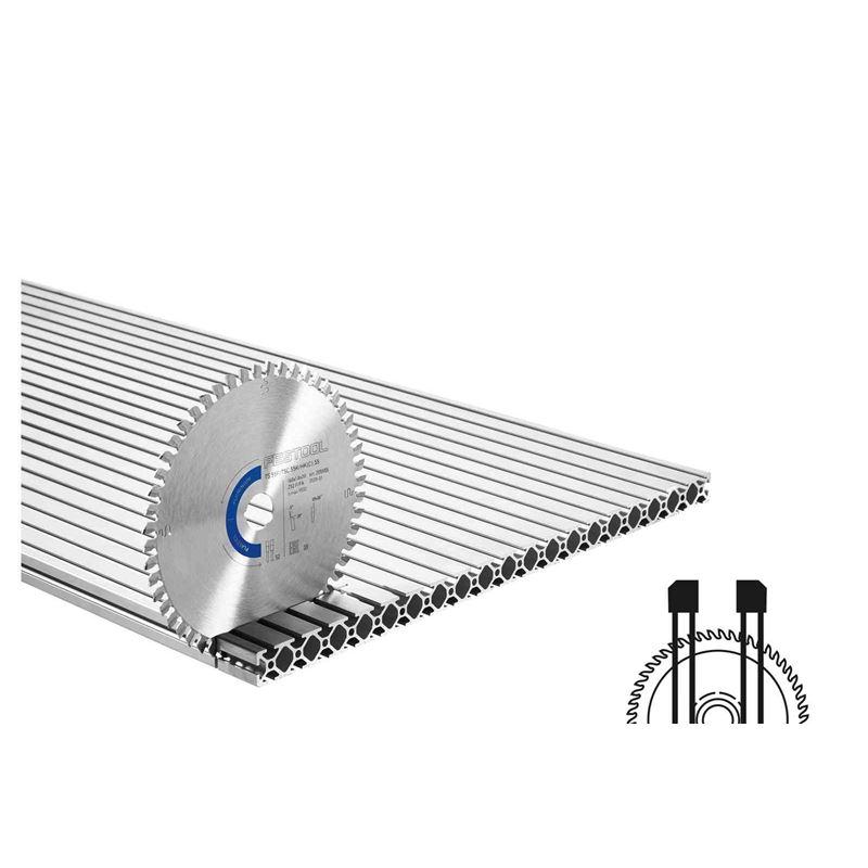 205563 52T Aluminum/Plastic Saw Blade