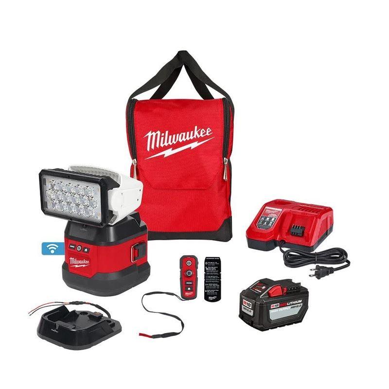 2123-21HD M18 Utility Remot Control Search Light