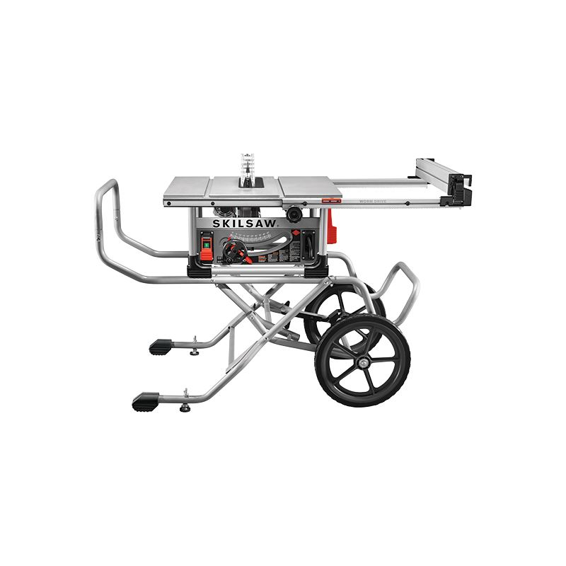 SPT99-11 10 IN. Heavy Duty Worm Drive Table Saw-2