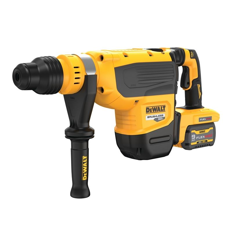 DCH735X2 60V MAX 1 -7/8 In. Brushless Cordless SDS