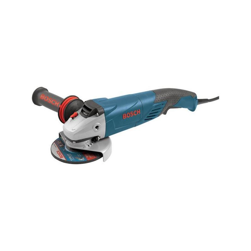 """1821D 5"""" Rat Tail Grinder with No Lock-On Switch"""