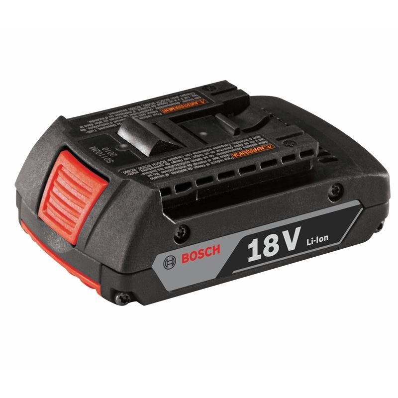BAT612 18 V Li-Ion 2.0 Ah Slim Pack Battery