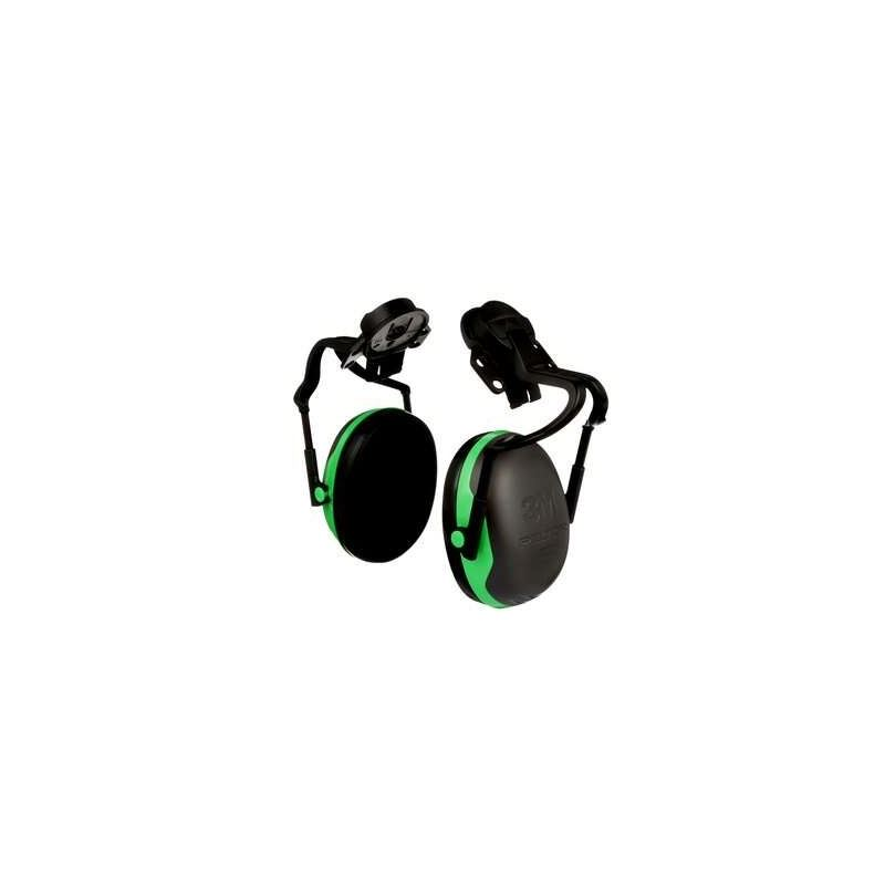 X1P51E Peltor Ear Muffs for Full Brim Hard Hats