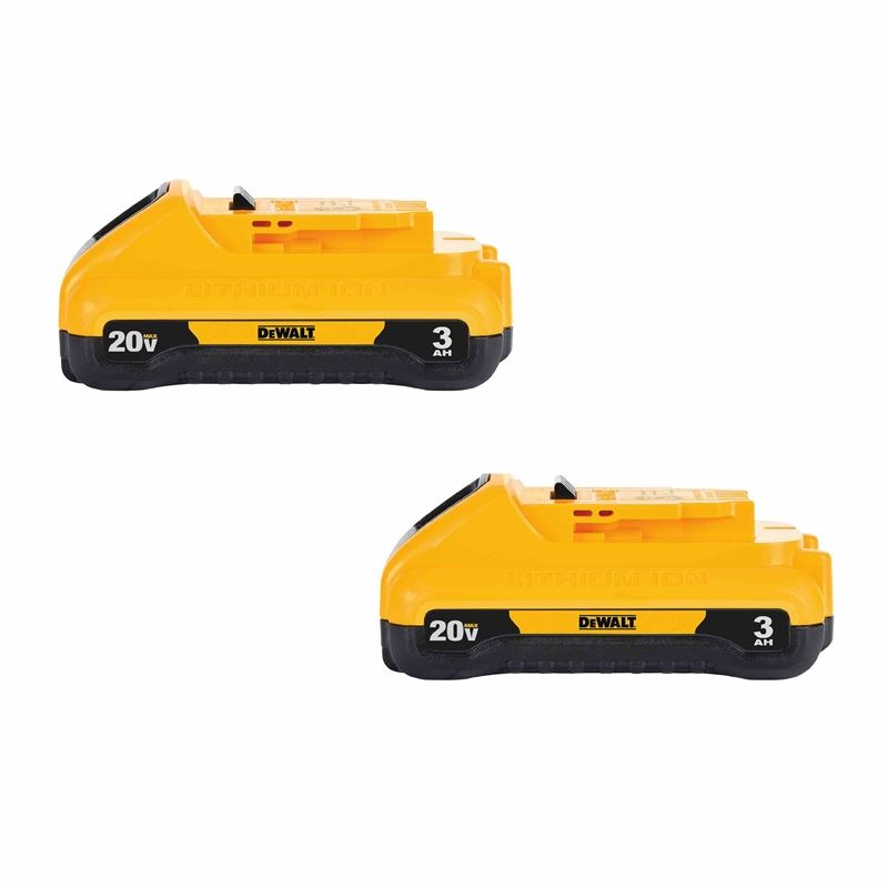 DCB230-2 20V MAX* 3.0 Ah Compact Battery 2-Pack