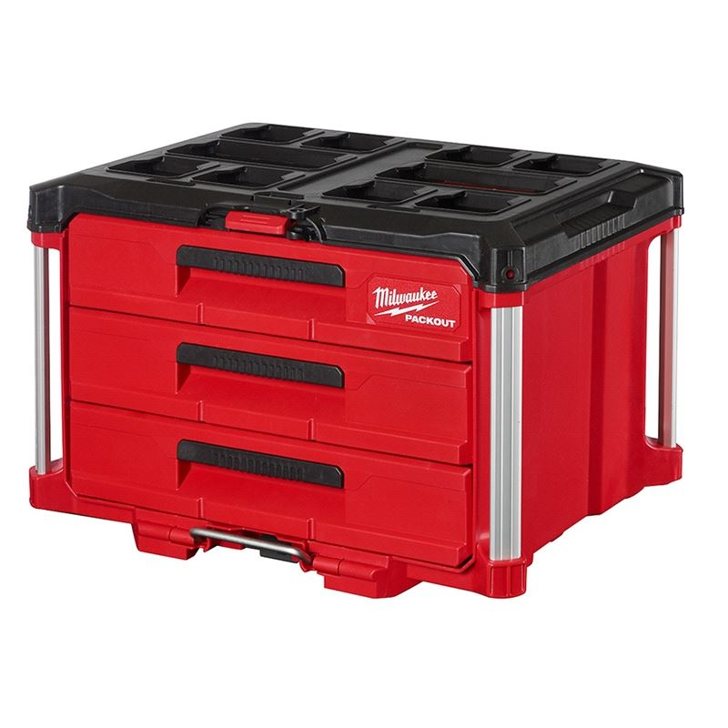 48-22-8443 - PACKOUT 3-Drawer Tool Box