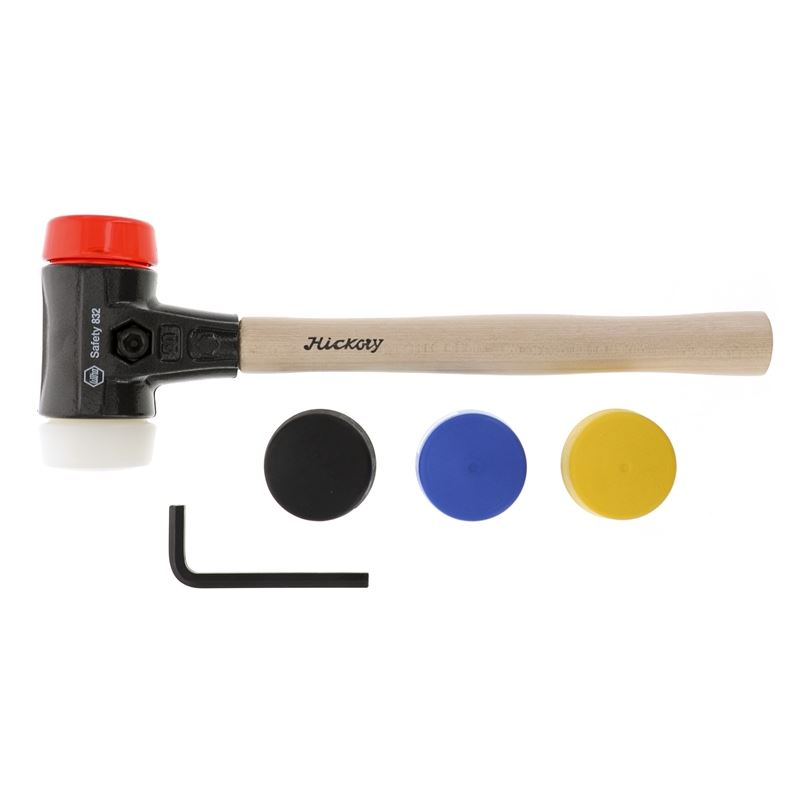 83256 7 Piece Split Head Mallet Set